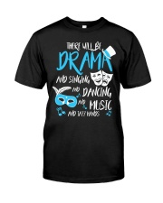 THEATRE THEATER MUSICALS MUSICAL TSHIRT Premium Fit Mens Tee thumbnail