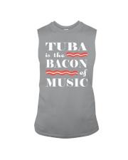 TUBA TSHIRT FOR TUBIST TUBAIST Sleeveless Tee thumbnail