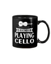 FUNNY TSHIRT FOR CELLO  PLAYERS  Mug thumbnail