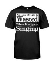 CHOIR SINGING SINGER VOCALIST - SING TSHIRT Premium Fit Mens Tee thumbnail