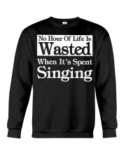 CHOIR SINGING SINGER VOCALIST - SING TSHIRT Crewneck Sweatshirt tile