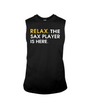 FUNNY SAX TSHIRT FOR SAXOPHONE PLAYER Sleeveless Tee thumbnail