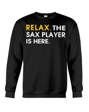 FUNNY SAX TSHIRT FOR SAXOPHONE PLAYER Crewneck Sweatshirt thumbnail
