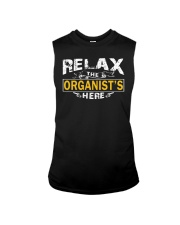 AWESOME DESIGN FOR ORGAN PLAYERS Sleeveless Tee thumbnail