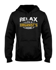 AWESOME DESIGN FOR ORGAN PLAYERS Hooded Sweatshirt thumbnail