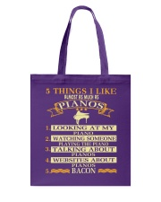 AWESOME DESIGN FOR PIANO PLAYERS Tote Bag tile