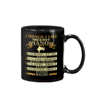 AWESOME DESIGN FOR PIANO PLAYERS Mug tile