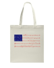 4th Of July - Independence Day America Flag Tshirt Tote Bag tile