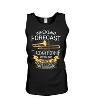 TROMBONE TSHIRT FOR TROMBONIST Unisex Tank thumbnail