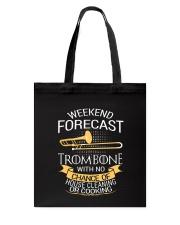 TROMBONE TSHIRT FOR TROMBONIST Tote Bag thumbnail