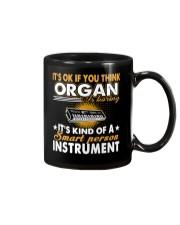 FUNNY  DESIGN FOR ORGAN PLAYERS Mug thumbnail