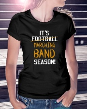 It's Marching Band Season Funny Ladies T-Shirt lifestyle-women-crewneck-front-7