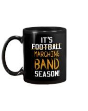 It's Marching Band Season Funny Mug back
