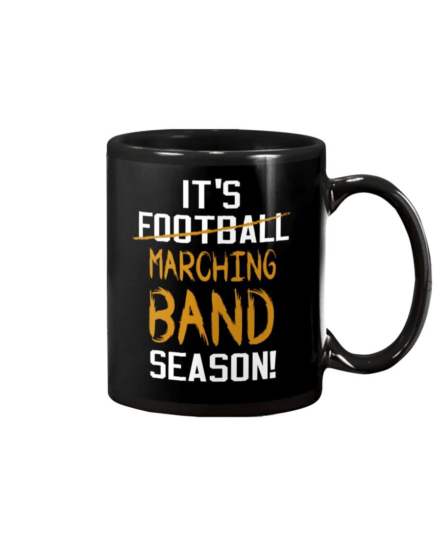 It's Marching Band Season Funny Mug