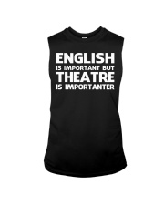THEATRE THEATER MUSICALS MUSICAL TSHIRT Sleeveless Tee thumbnail