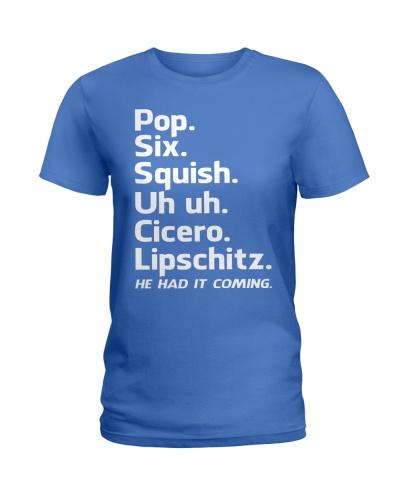 Pop Six Squish Cicero He had come Musicals Theatre