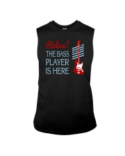 FUNNY BASS GUITAR TSHIRT FOR BASSIST Sleeveless Tee thumbnail