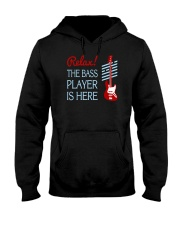 FUNNY BASS GUITAR TSHIRT FOR BASSIST Hooded Sweatshirt thumbnail