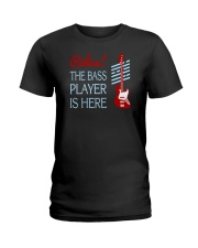 FUNNY BASS GUITAR TSHIRT FOR BASSIST Ladies T-Shirt thumbnail