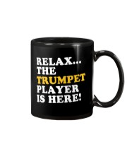 RELAX THE TRUMPET PLAYER IS HERE Mug thumbnail