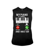 AWESOME DESIGN FOR PIANO PLAYERS Sleeveless Tee tile