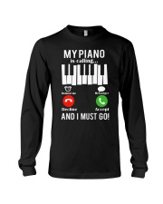 AWESOME DESIGN FOR PIANO PLAYERS Long Sleeve Tee tile