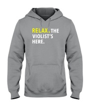 AWESOME DESIGN FOR VIOLA PLAYERS Hooded Sweatshirt thumbnail