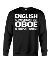 FUNNY DESIGN FOR OBOE PLAYERS Crewneck Sweatshirt thumbnail
