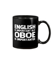 FUNNY DESIGN FOR OBOE PLAYERS Mug thumbnail