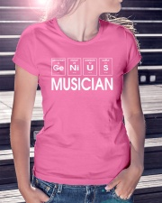 TSHIRT FOR MUSICIAN - MUSIC TEACHER - ORCHESTRA Ladies T-Shirt lifestyle-women-crewneck-front-7