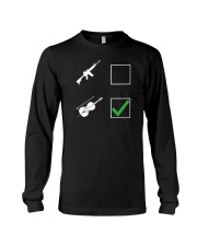 FUNNY TSHIRT FOR CELLO  PLAYERS  Long Sleeve Tee thumbnail