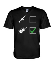 FUNNY TSHIRT FOR CELLO  PLAYERS  V-Neck T-Shirt thumbnail
