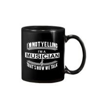 FUNNY TSHIRT FOR MUSICIAN MUSIC TEACHER ORCHESTRA Mug thumbnail