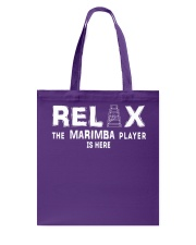 FUNNY DESIGN FOR MARIMBA PLAYERS Tote Bag tile