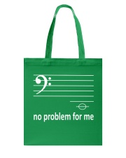 FUNNY MUSIC THEORY TSHIRT  BASS Tote Bag thumbnail