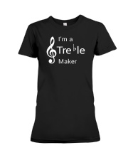 FUNNY TSHIRT FOR MUSICIAN MUSIC TEACHER ORCHESTRA Premium Fit Ladies Tee thumbnail