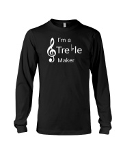 FUNNY TSHIRT FOR MUSICIAN MUSIC TEACHER ORCHESTRA Long Sleeve Tee thumbnail