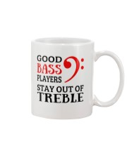 Good bass players stay out of Treble - Bassist Mug thumbnail