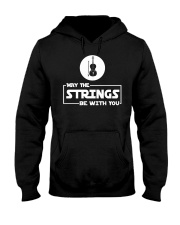FUNNY TSHIRT FOR CELLO  PLAYERS  Hooded Sweatshirt thumbnail