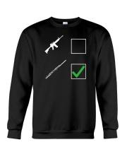 FUNNY DESIGN FOR FLUTE PLAYERS Crewneck Sweatshirt thumbnail