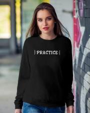 TSHIRT FOR MUSICIAN - MUSIC TEACHER - ORCHESTRA Crewneck Sweatshirt lifestyle-unisex-sweatshirt-front-9