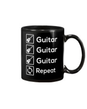 ELECTRIC ACOUSTIC GUITAR TSHIRT FOR GUITARIST Mug thumbnail