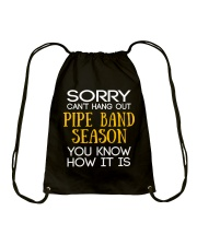 FUNNY BAGPIPES TSHIRT FOR PIPER PIPE BAND Drawstring Bag tile