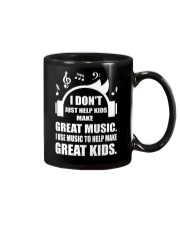 Great Music To Help Make Great Kids Funny Musician Mug thumbnail