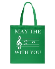 May the 4th be with you Tote Bag thumbnail