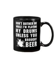 FUNNY DESIGN FOR DRUMMERS Mug thumbnail