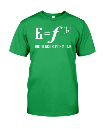 E Fb BAND GEEK FORMULA