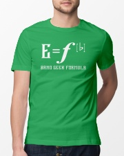 E Fb BAND GEEK FORMULA Classic T-Shirt lifestyle-mens-crewneck-front-13
