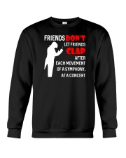 FUNNY TSHIRT FOR MUSICIAN MUSIC TEACHER ORCHESTRA Crewneck Sweatshirt tile