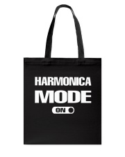 FUNNY DESIGN FOR HARMONICA PLAYERS Tote Bag thumbnail